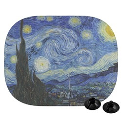 The Starry Night (Van Gogh 1889) Car Side Window Sun Shade