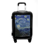 The Starry Night (Van Gogh 1889) Carry On Hard Shell Suitcase