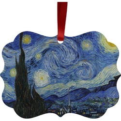 The Starry Night (Van Gogh 1889) Ornament