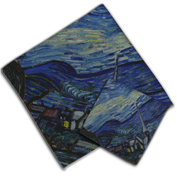 The Starry Night (Van Gogh 1889) Cloth Napkin
