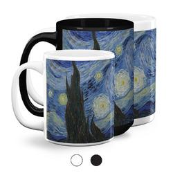 The Starry Night (Van Gogh 1889) Coffee Mugs