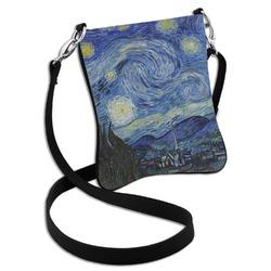 The Starry Night (Van Gogh 1889) Cross Body Bag - 2 Sizes