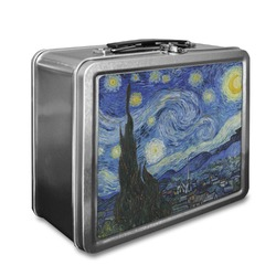 The Starry Night (Van Gogh 1889) Lunch Box