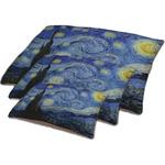 The Starry Night (Van Gogh 1889) Dog Bed