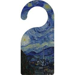 The Starry Night (Van Gogh 1889) Door Hanger