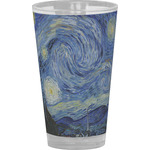 The Starry Night (Van Gogh 1889) Drinking / Pint Glass