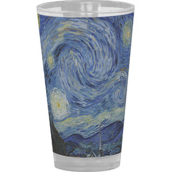 The Starry Night (Van Gogh 1889) Drinking / Pint Glass