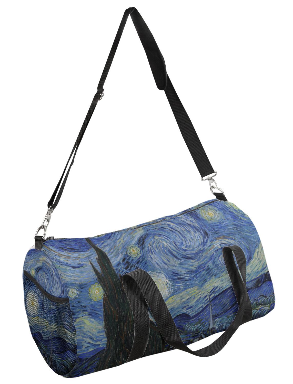 The Starry Night Van Gogh 1889 Messenger Bag