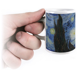 The Starry Night (Van Gogh 1889) Espresso Cups