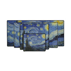 The Starry Night (Van Gogh 1889) Gaming Mouse Pad