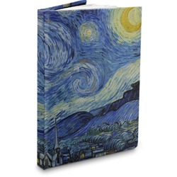 The Starry Night (Van Gogh 1889) Hardbound Journal