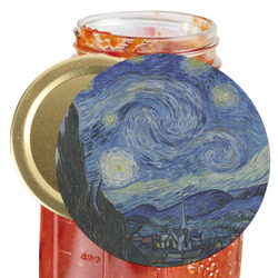 The Starry Night (Van Gogh 1889) Jar Opener