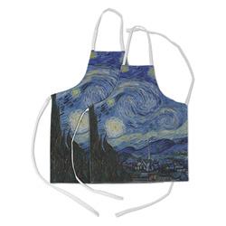 The Starry Night (Van Gogh 1889) Kid's Apron