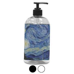 The Starry Night (Van Gogh 1889) Plastic Soap / Lotion Dispenser