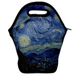 The Starry Night (Van Gogh 1889) Lunch Bag