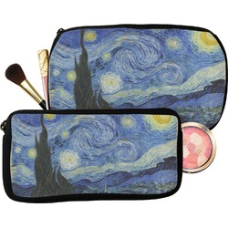 The Starry Night (Van Gogh 1889) Makeup / Cosmetic Bag