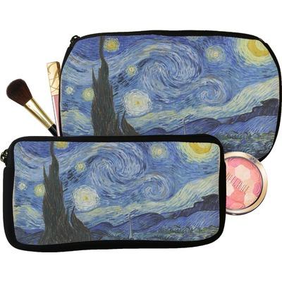 The Starry Night (Van Gogh 1889) Makeup / Cosmetic Bag