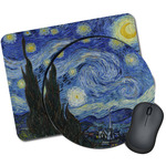 The Starry Night (Van Gogh 1889) Mouse Pads