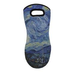 The Starry Night (Van Gogh 1889) Neoprene Oven Mitt - Single