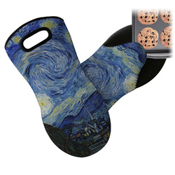 The Starry Night (Van Gogh 1889) Neoprene Oven Mitt
