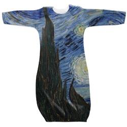 The Starry Night (Van Gogh 1889) Newborn Gown