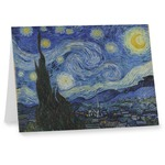 The Starry Night (Van Gogh 1889) Notecards