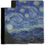 The Starry Night (Van Gogh 1889) Notebook Padfolio