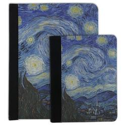 The Starry Night (Van Gogh 1889) Padfolio Clipboard