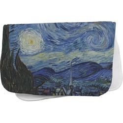 The Starry Night (Van Gogh 1889) Burp Cloth