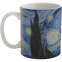 The Starry Night (Van Gogh 1889) Coffee Mug