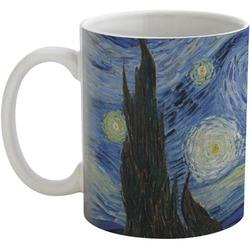 The Starry Night (Van Gogh 1889) Coffee Mug