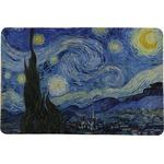 The Starry Night (Van Gogh 1889) Comfort Mat