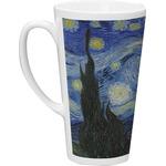 The Starry Night (Van Gogh 1889) Latte Mug