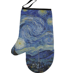 The Starry Night (Van Gogh 1889) Left Oven Mitt