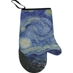 The Starry Night (Van Gogh 1889) Oven Mitt