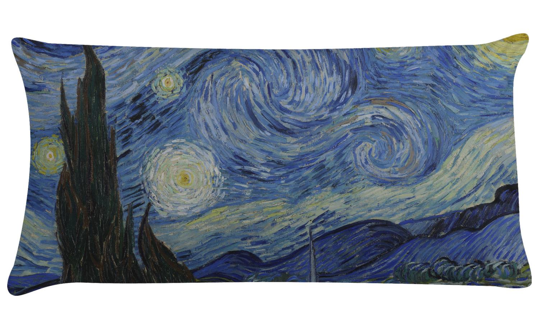 the starry night van gogh 1889 pillow case standard you