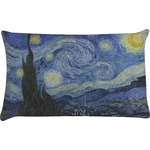The Starry Night (Van Gogh 1889) Pillow Case