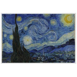 The Starry Night (Van Gogh 1889) Placemat (Laminated)