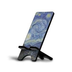 The Starry Night (Van Gogh 1889) Cell Phone Stands