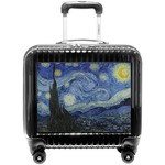 The Starry Night (Van Gogh 1889) Pilot / Flight Suitcase