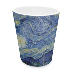 The Starry Night (Van Gogh 1889) Plastic Tumbler 6oz