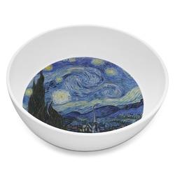 The Starry Night (Van Gogh 1889) Melamine Bowl 8oz