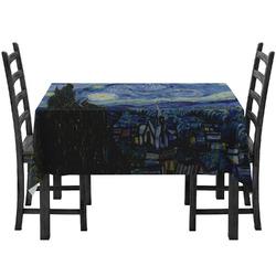 The Starry Night (Van Gogh 1889) Tablecloth