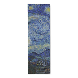 The Starry Night (Van Gogh 1889) Runner Rug - 3.66'x8'