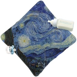 The Starry Night (Van Gogh 1889) Security Blanket