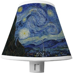 The Starry Night (Van Gogh 1889) Shade Night Light