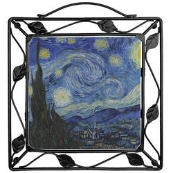 The Starry Night (Van Gogh 1889) Trivet