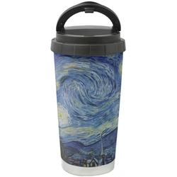 The Starry Night (Van Gogh 1889) Stainless Steel Coffee Tumbler