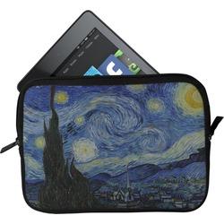 The Starry Night (Van Gogh 1889) Tablet Case / Sleeve