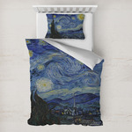 The Starry Night (Van Gogh 1889) Toddler Bedding
